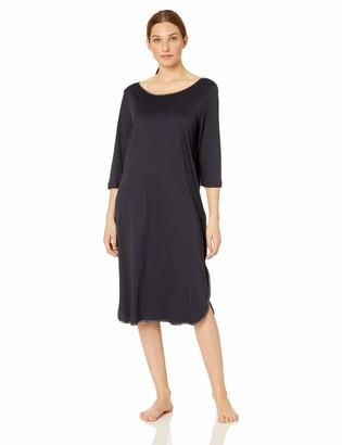 Hanro Women's NELA 3/4 Sleeve Gown