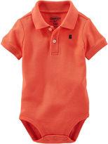 Osh Kosh Oshkosh Short-Sleeve Cotton Bodysuit - Baby Boys newborn-24m