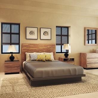 Remington Millwood Pines Platform Bed Millwood Pines Size: California King
