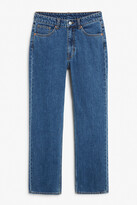 Thumbnail for your product : Monki Ikmo blue jeans