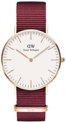 Daniel Wellington Classic Roselyn 36mm Rose Gold Watch