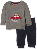 Salt&Pepper SALT AND PEPPER Baby Boys' B Longsleeve Keep Moving Clothing Set,92 (EU)