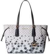 MICHAEL Michael Kors Voyager Medium Top Zip Tote Tote Handbags