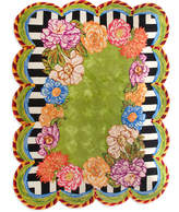 Mackenzie Childs MacKenzie-Childs Cutting Garden Rug, 8' x 10'