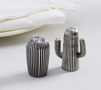 Pottery Barn Cactus Salt & Pepper Shakers