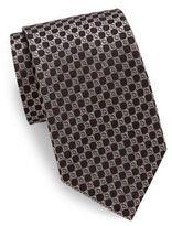 Saks Fifth Avenue Neat Silk Tie
