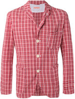 Aspesi checkered blazer - men - Cotton - L