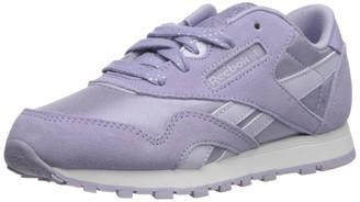 Reebok Girl's Classic Nylon Running Shoe