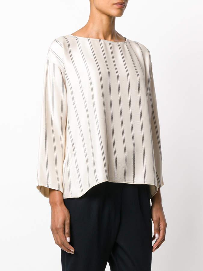 Forte Forte striped blouse