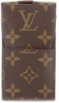 Louis Vuitton Monogram Cell Phone Holder