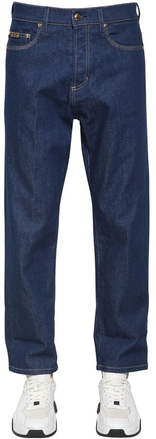 Versace CHINO FIT DENIM JEANS