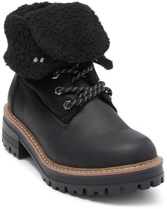 Call it SPRING Erasa Faux Fur Boot