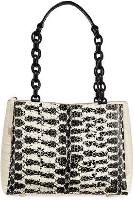 Nancy Gonzalez Small Chain Exotic Shoulder Bag
