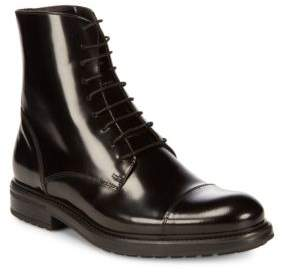 Donald J Pliner Otis-B8 Leather Boots