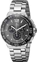Tag Heuer Men's CAU1115.BA0858 Formula 1 Dial Stainless Steel Watch
