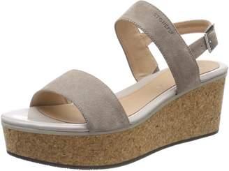 Stonefly Women's Diva 1 Velour Platform Heels