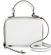 Rebecca Minkoff Box Crossbody Bag Optic White