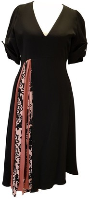 Mulberry Black Dress for Women