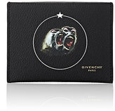 Givenchy Men's Monkey Brothers Card Case-BLACK