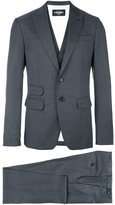 DSQUARED2 classic three-piece suit