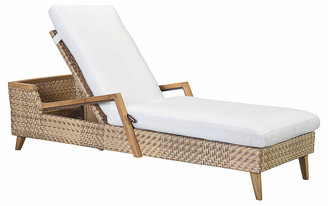 Lane Venture Cote d'Azur Chaise - Natural/Taupe