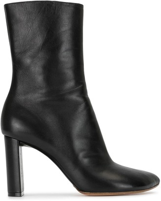 Y/Project Pointed Toe Ankle Boots