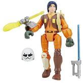 Star Wars Hero Mashers Rebels Ezra Bridger Deluxe Figure