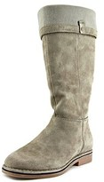 Hush Puppies Cerise Catelyn Round Toe Suede Knee High Boot.