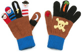 Kidorable Brown Pirate Gloves