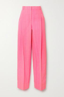 Jacquemus Loya Woven Pants - Pink