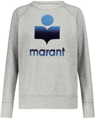 Etoile Isabel Marant Milly cotton-blend sweatshirt