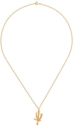 LOVENESS LEE OX Chinese Zodiac necklace