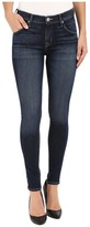 Hudson Lilly Mid-Rise Ankle Skinny in Undertow