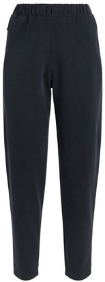 Max Mara Cropped Jersey Sweatpants