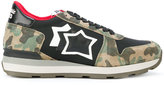 Atlantic Stars camouflage Gemma sneakers