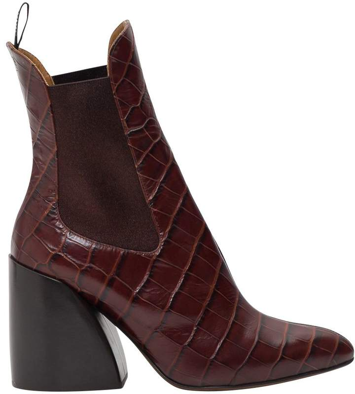 864aa10624739 Leather Chelsea Ankle Boots - ShopStyle Canada
