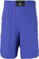 Nike boxing-style shorts - men - Polyester/Spandex/Elastane - S