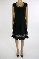 Joseph Ribkoff Interlaced Dress