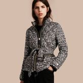 Burberry Printed Down-filled Puffer