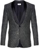 Saint Laurent Sequin-embellished Dinner Jacket