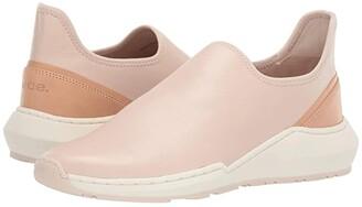 Vince Marlon (Sandstone Stretch Leather) Women's Shoes