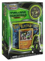 Pokemon Trading Card Game Zygarde Complete Collection Box