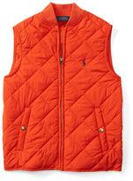 Ralph Lauren Boys 8-20 Diamond-Quilted Vest