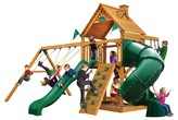 Gorilla Playsets Mountaineer Cedar Swing Set