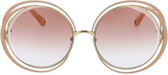 Chloé Eyewear Round Shape Sunglasses