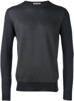 Cruciani knitted sweater - men - Cashmere/Silk - 48