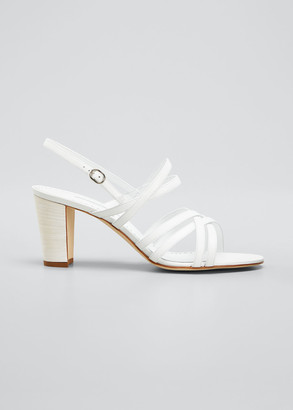 Manolo Blahnik Marchio 70mm Strappy Sandals