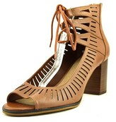 Bella Vita Keaton W Open Toe Leather Platform Heel.