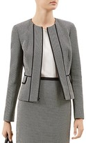 Hobbs London Lillian Checked Jacket