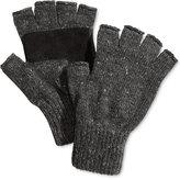 Ryan Seacrest Distinction Men's Donegal Fingerless Gloves, Only at Macy's